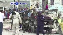 Umwiyahuzi yateze bombe mu kigo gitangirwamo imyitozo ya gisilikare hafi y'umurwa mukuru wa Somaliya