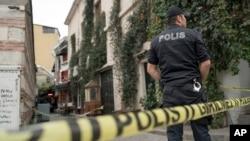 پولیس ترکیه (عکس از آرشیف)