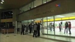 Venezuela: suspendido proceso de referéndum revocatorio