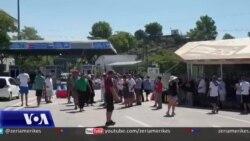 Tensionet në kufirin Shqipëri-Greqi