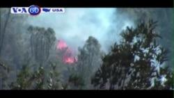 Cháy rừng tiếp tục lan rộng ở miền bắc bang California