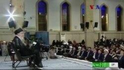 Hamaney: 'İran'ı Yabancıların Nüfuzuna Açmayacağız'