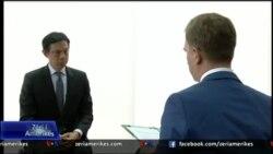 Intervistë me zv.Ndihmës Sekretarin e Shtetit, Hoyt Yee