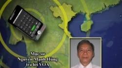 Blogger Việt Nam trao Tuyên bố 258 cho đại sứ quán Thụy Điển