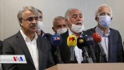 Civîn Û Hevdîtinên HDP'ê li Gel Partiyên Kurdan li Tirkiyê
