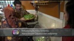 VOA Dunia Kita : Mencari Kuliner Indonesia di Amerika (3)