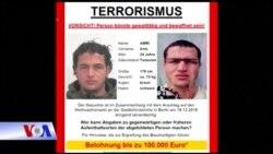 Đức truy lùng nghi can Tunisia trong vụ tấn công ở Berlin
