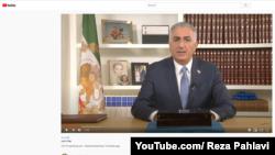 سخنرانی رضا پهلوی