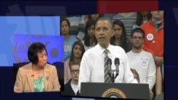 美国之音焦点对话:(2) 奥巴马总统对富人加税是不是劫富济贫?