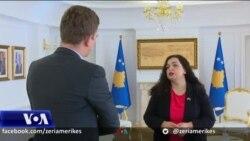 Udhëheqësit e Kosovës urojnë zotin Biden për fitoren