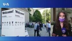 В Вашингтоне возобновляют работу музеи