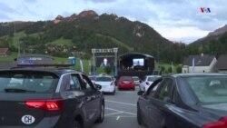 Բացօթյա փառատոն՝ Շվեյցարական Ալպերում