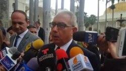 Abogados del concejal venezolano Fernando Albán niegan versión oficial de su muerte