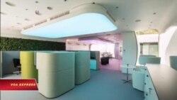 Tòa nhà xây dựng bằng công nghệ in 3D đầu tiên trên thế giới