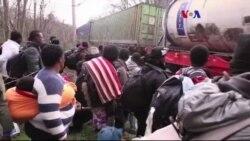 Mültecilerin Hayali Avrupa'ya Ulaşmak