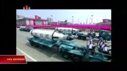 Tình báo Hàn Quốc nghi Triều Tiên sắp thử phi đạn mới