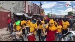 Manifestasyon Dewoule nan Pòtoprens kont Sikilè BRH 114-2