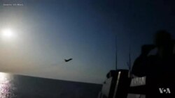 Russian Jets Conduct 'Unsafe and Unprofessional' Flybys near US Ship
