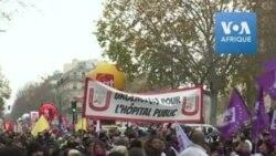 France: grève contre la réforme des retraites