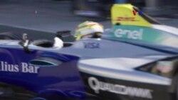 Autos de carrera Formula 1 eléctricos