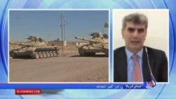 گفت و گو با صالح عمر عیسی درباره نقش ایران در جنگ علیه داعش