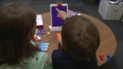 儿童通过电脑游戏培养编程创意