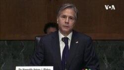 布林肯:美國不會取消對塔利班的製裁