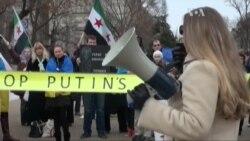 Немає сенсу розраховувати на Обаму - сирійці на мітингу української діаспори