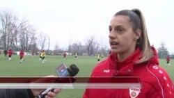 Подем на женскиот фудбал во Македонија