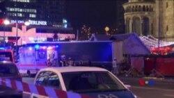 默克爾:卡車衝撞是恐襲事件