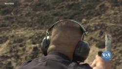 Каліфорнійські правоохоронці випробовують відеокамери для зброї, які показуватимуть перспективу пострілу. Відео
