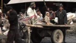 Afgan Mülteciler Zor Durumda