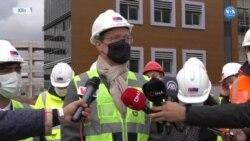 """AB Büyükelçisi: """"Kilis'te Sağlık Altyapısını İki Katına Çıkardık''"""