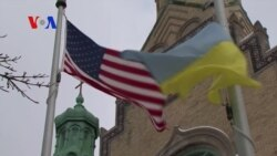 Ukrainian-Americans Speak Out (VOA On Assignment Mar. 21, 2014)