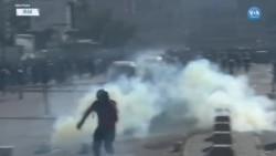 Irak'ta Protestoculara Müdahale