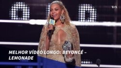 Beyoncé levou tudo o que havia para levar nos MTV VMA 2016