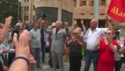 """ВМРО-ДПМНЕ гласаше """"против"""", па ја напушти седницата"""