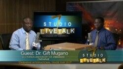 Live Talk : Uzulu Uxoxa Ngombukiso weZimbabwe International Trade Fair