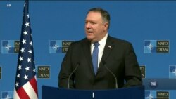 Держсекретар США Помпео пообіцяв відповісти Росії за напад на українські кораблі. Відео