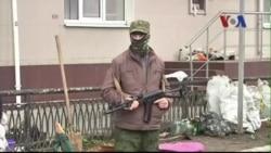 Giao tranh dữ dội tại thành phố Slovyansk của Ukraine