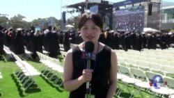 中国一些留学生对达赖喇嘛演讲不认同但尊重