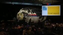Un misil derribó al vuelo MH17