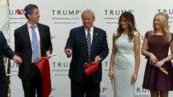 Kerajaan Bisnis Trump Potensial Konflik Kepentingan