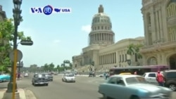 VOA60 America- President Trump outlines plans to roll back provisions of US-Cuba policy