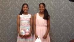 New Zealand Girls Raising Money for Poor Zimbabwe School Libraries