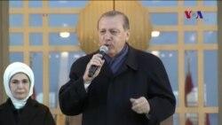 Erdoğan'dan AGİT'e: 'Haddini Bil'