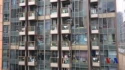 香港的公寓面积越来越小