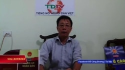 CPJ lên án bản án của nhà báo độc lập Đỗ Công Đương