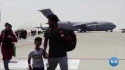 Kaliforniya 5000 afg'on qochqinni qabul qiladi