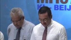 احتمال ربوده شدن هواپيمای مالزيايی